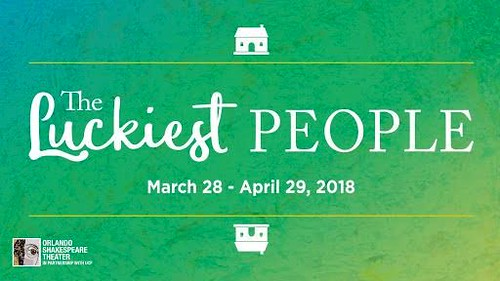 """The Luckiest People"" at the Orlando Shakespeare Theater"