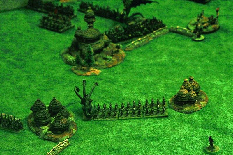 [1250 - Orcs & Gobs vs Elfes-Noirs] Attaque du village orc 27546810378_be58f3d46d_c