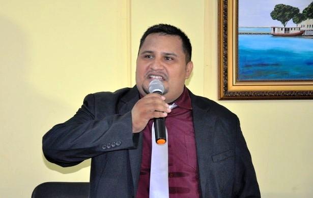 Preso da Perfuga, vereador Mano Dadai pede licença de 60 dias da Câmara, Mano Dadai, vereador