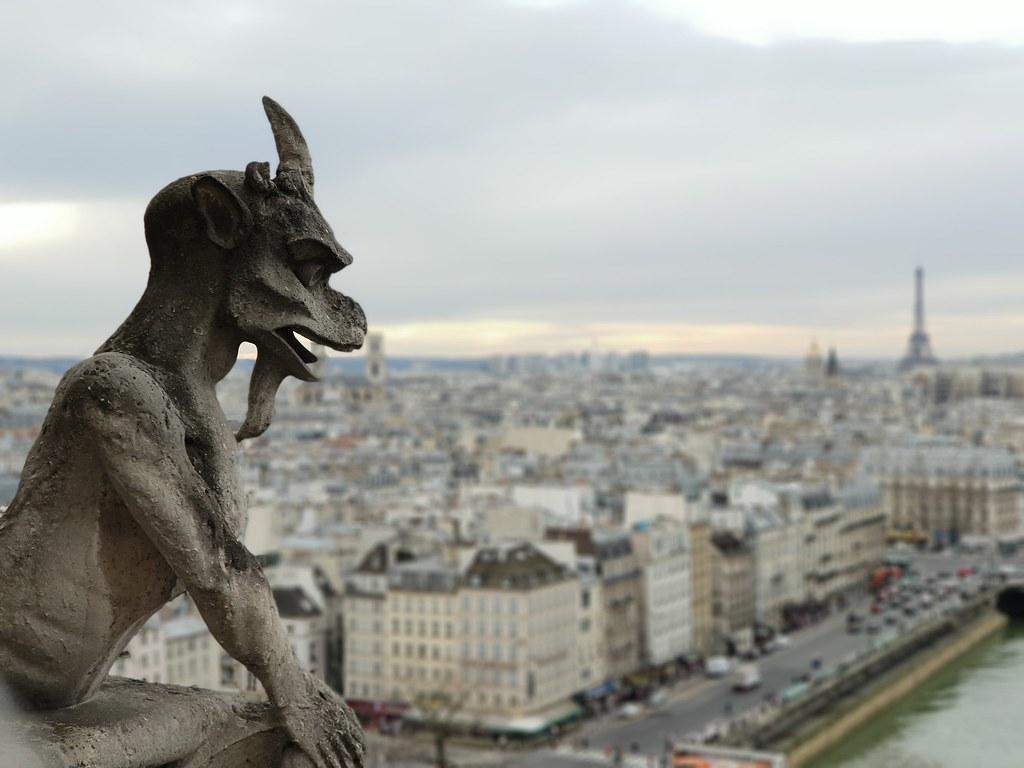 巴黎聖母院Notre-Dame de Paris-4