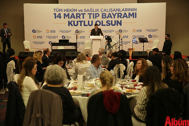 AntalyaBüyükşehir Belediyesi Tıp Bayramı Kutlaması-5