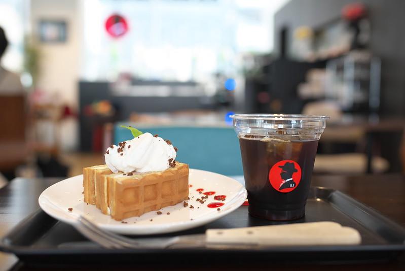 エール・エル ワッフル カフェ 秋葉原店 (R.L WAFFLE CAFE)