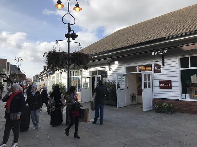 Bicester Village,  Bally