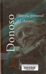 José Donoso, HIstoria personal del Boom
