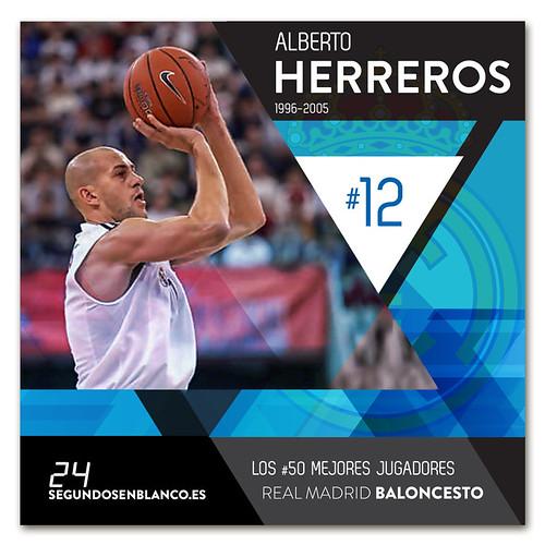 #12 ALBERTO HERREROS