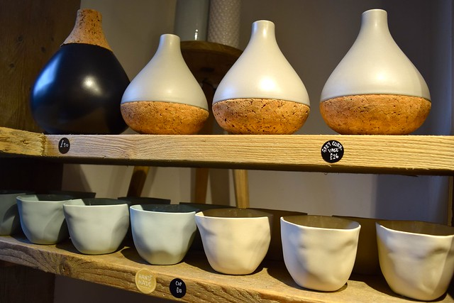Scandi Vases at The Living Lounge, Canterbury