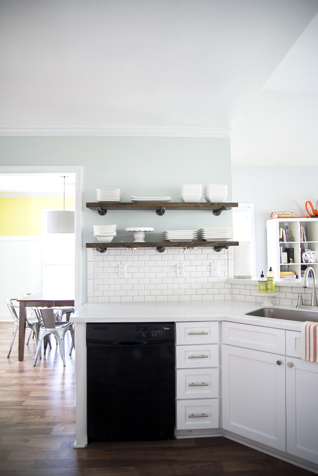 sewLOVED: the cove: kitchen