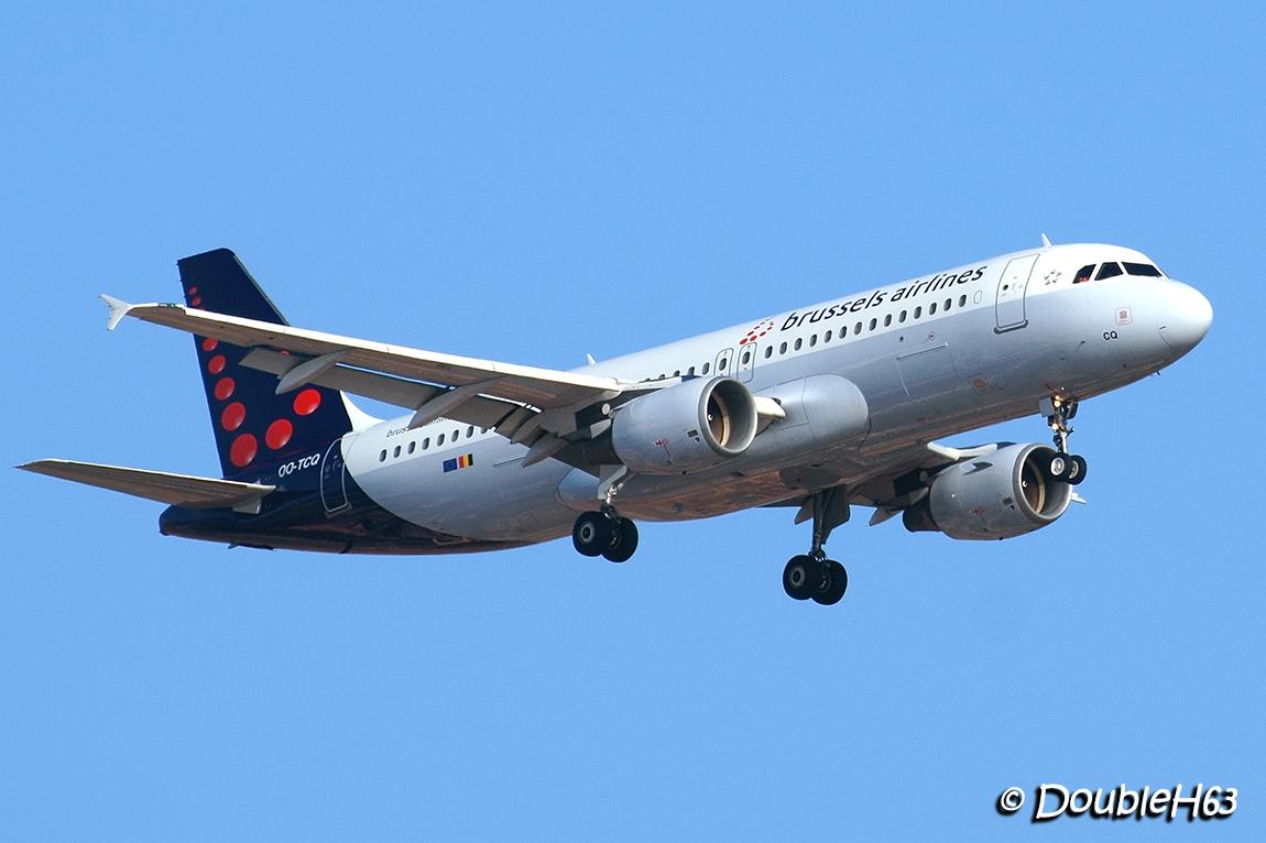 OO-TCQ A320 BEL TFS