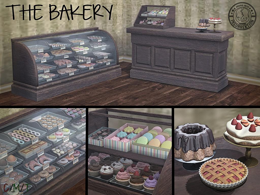 [IK] The Bakery Poster - TeleportHub.com Live!