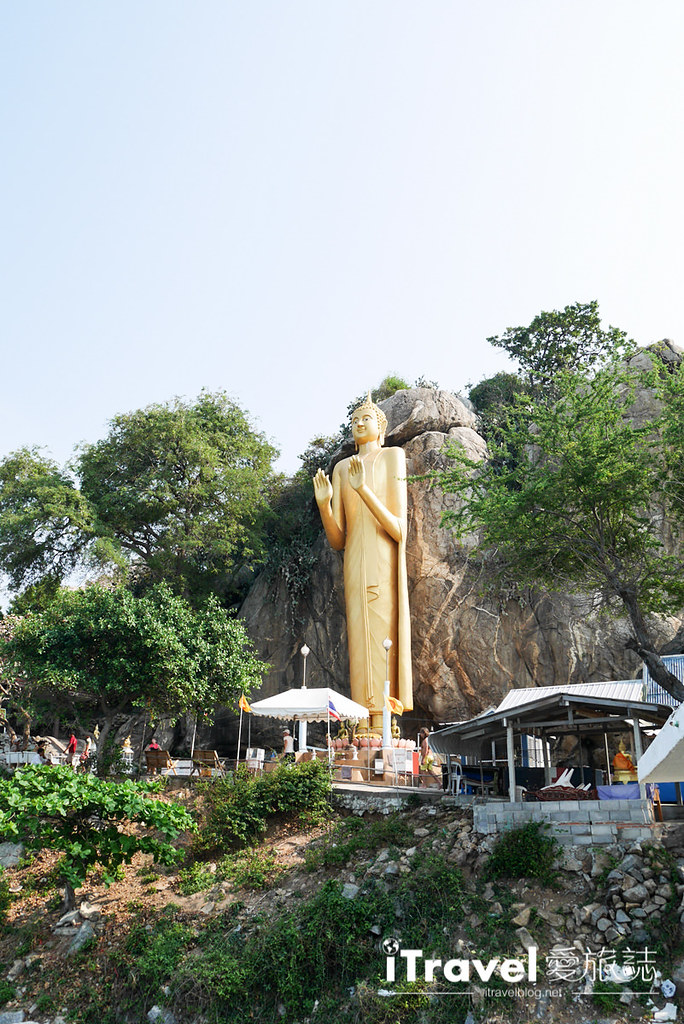 华欣景点推荐 筷子山海滩Khao Takiab beach (13)