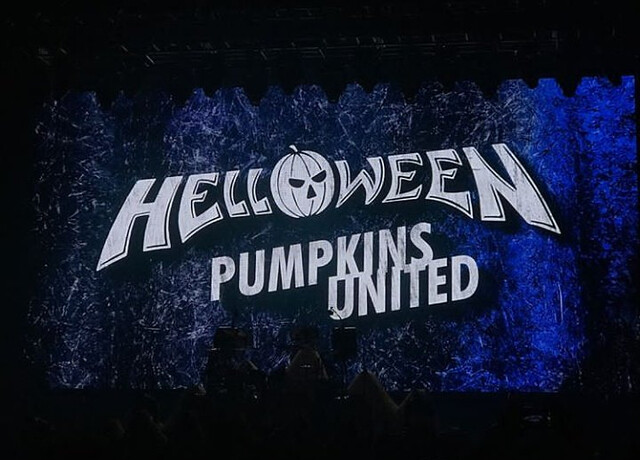 Helloween - Ex Theater Roppongi (Pumpkins United - 16/032018)