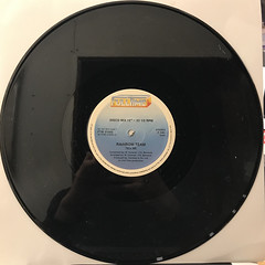 RAINBOW TEAM:TELL ME(RECORD SIDE-A)