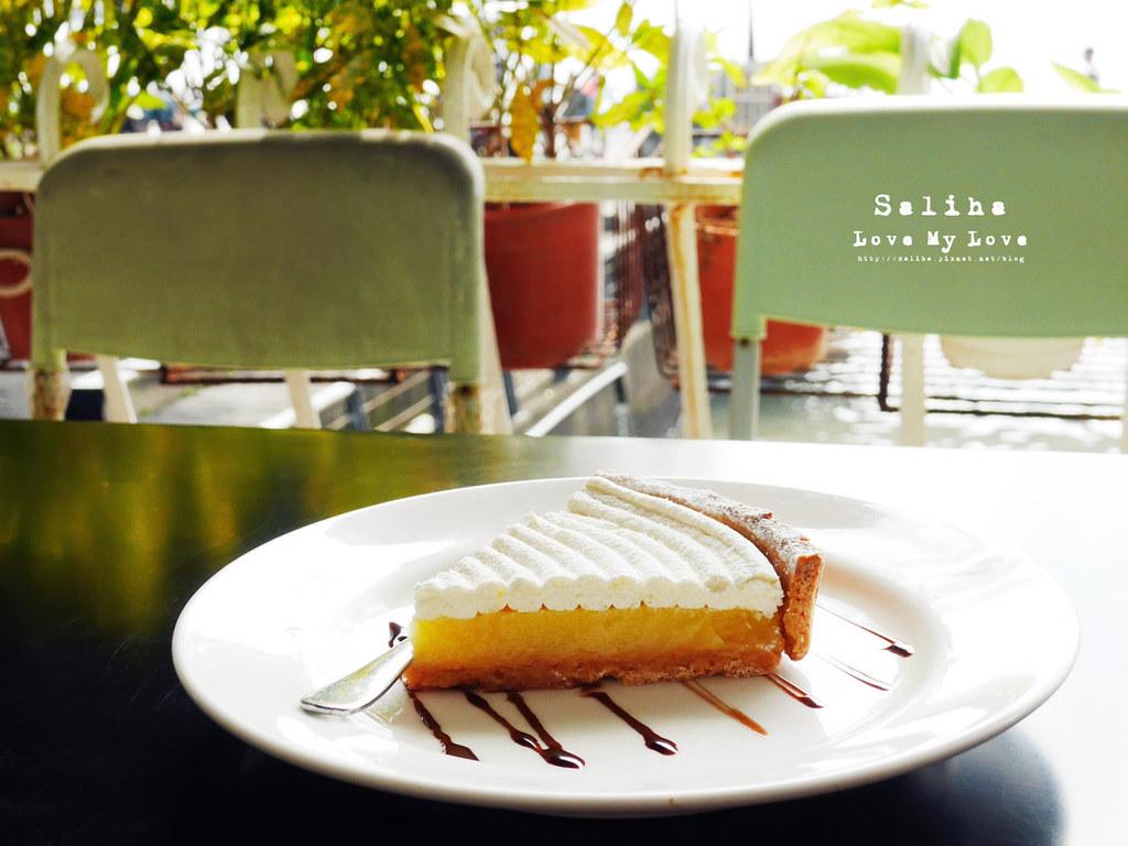 淡水老街景觀餐廳Pescador Cafe 漁夫先生蛋糕下午茶咖啡 (5)
