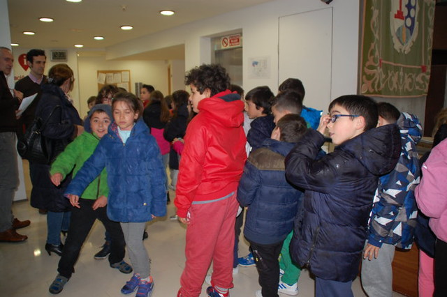 3º visita el Ayuntamiento
