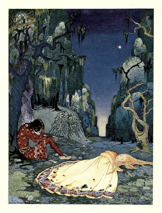 old french fairytales virginia frances sterrett