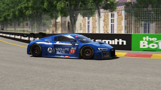 Audi R8 LMS Cup 2018 #13 Absolute racing 004