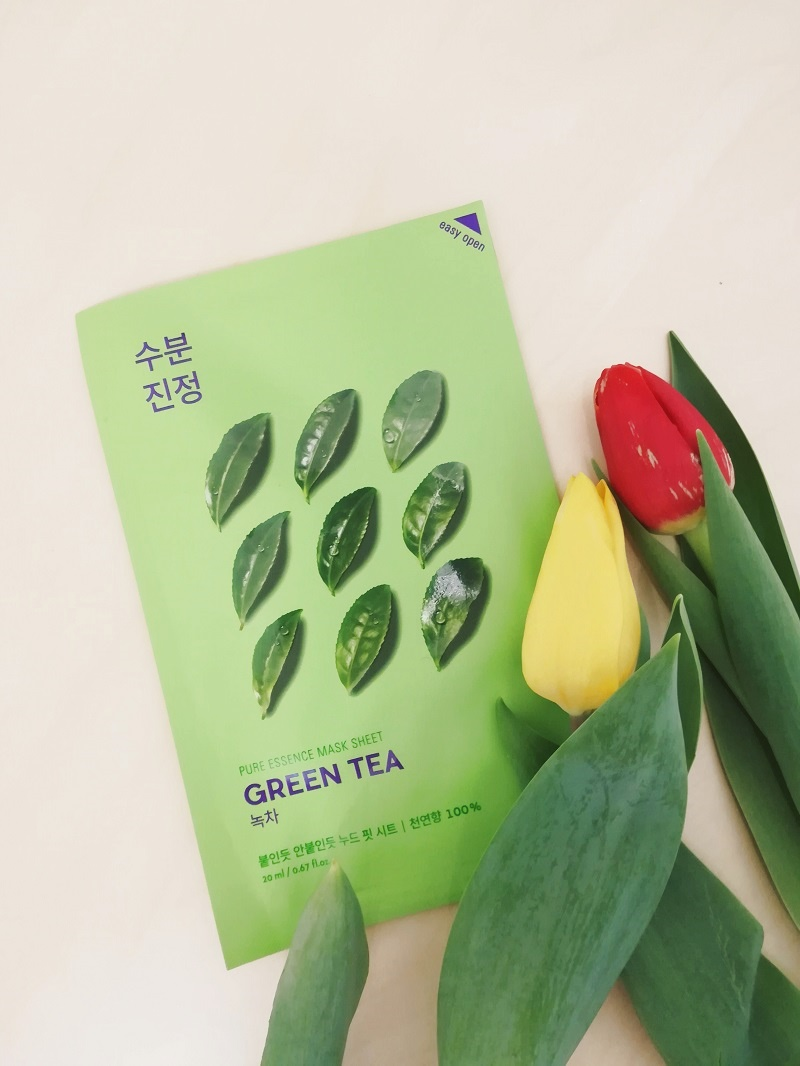 HOLIKA HOLIKA Green Tea Sheet Mask