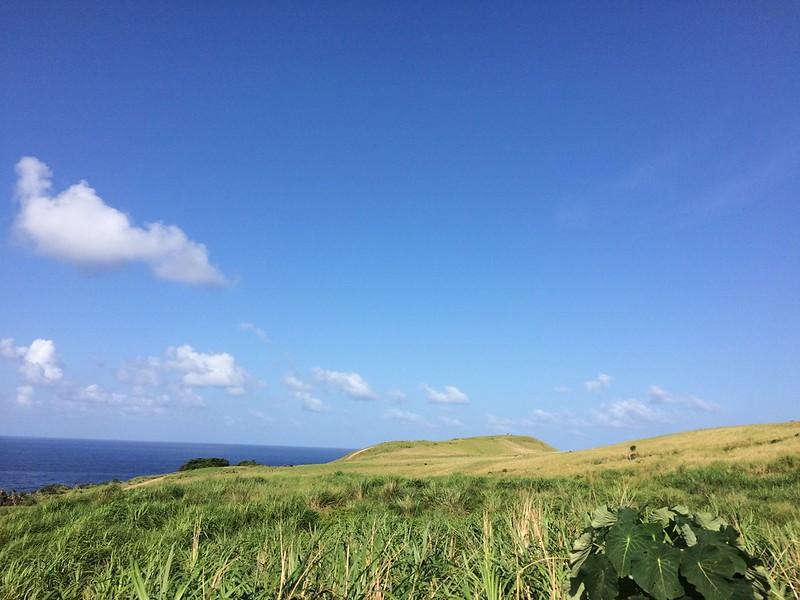 蘭嶼-青青草原