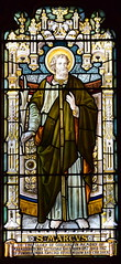 St Mark (Norwich Glass Company, 1914)