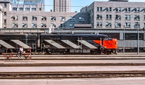 Toronto Union Station 1976