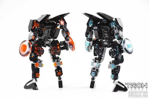 TRON - Warfighter Mech