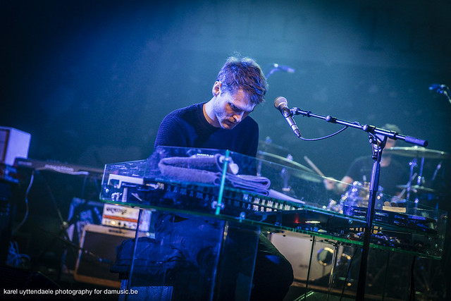 Air Traffic @ Ancienne Belgique 14/4/2018