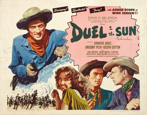 Duel in the Sun - Poster 3
