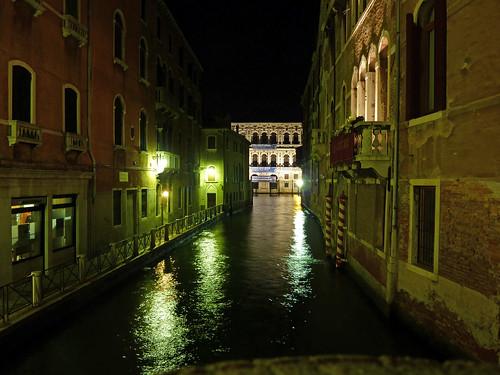 18 Venice by Night
