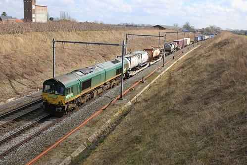 266 024-9 Railtraxx Gingelom Jeuk 14-03-2018