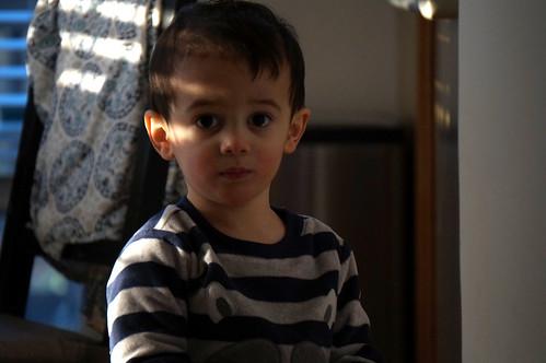 Baby Ezra (21 months)