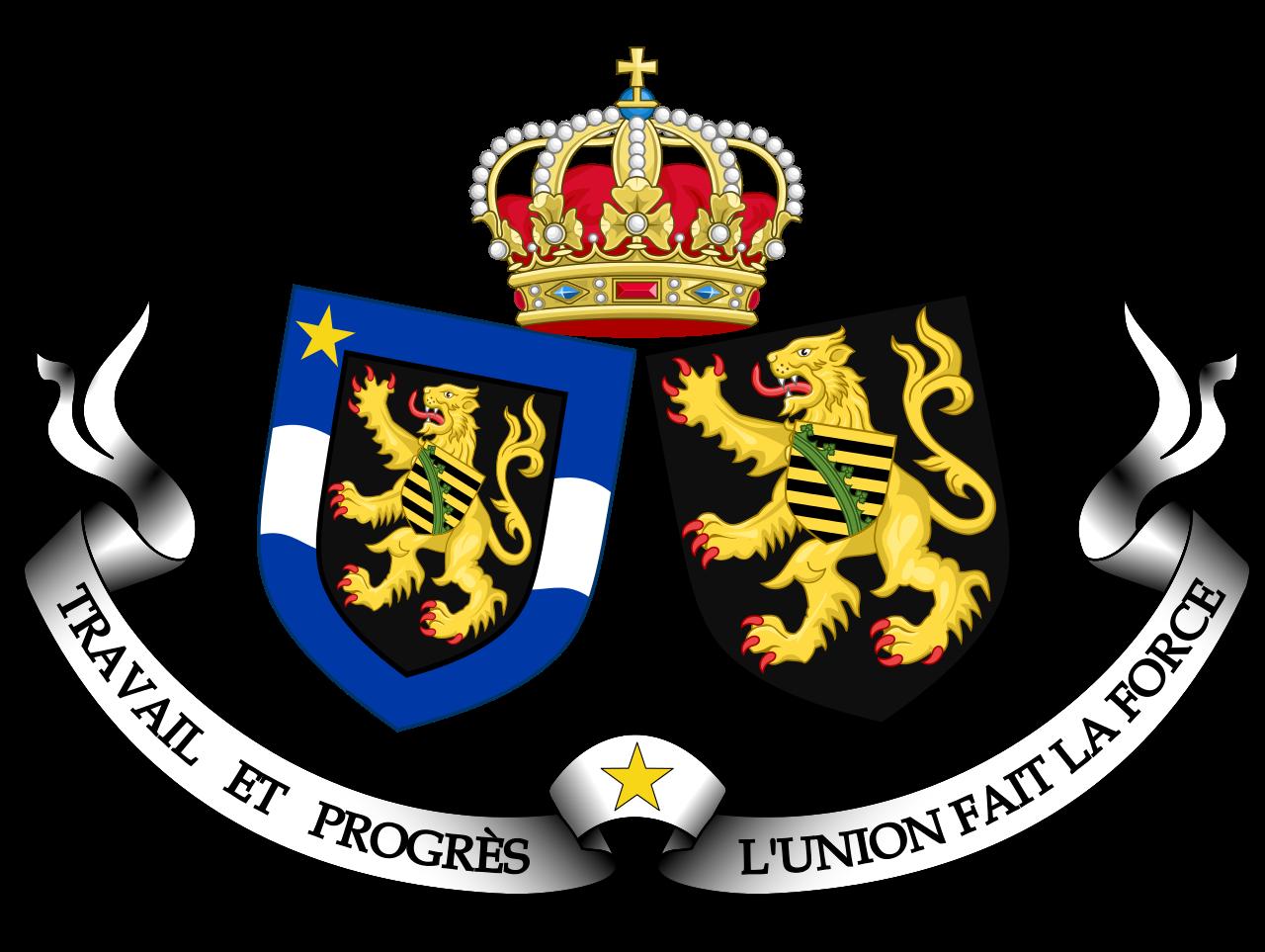 Greater Seal of Belgian Congo