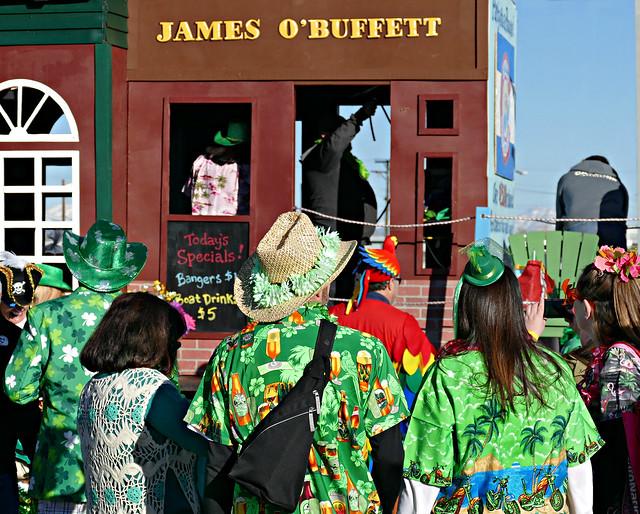 James O'Buffett in Margaritaville