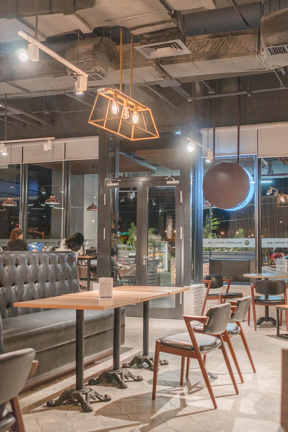 Bai Hotel Cebu Wallstreet Coffee and Bar