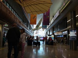 Аэропорт в Любляне
