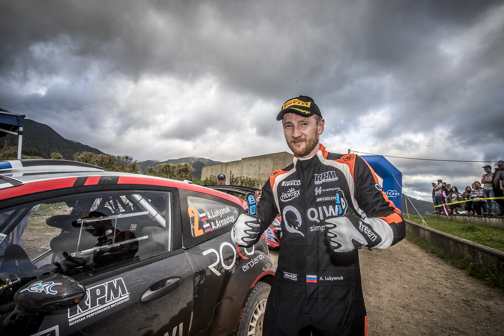 02 LUKYANUK Alexey (rus), ARNAUTOV Alexey (rus), Russian Performance Motorsport, FORD FIESTA R5, portrait, during the 2018 European Rally Championship ERC Azores rally,  from March 22 to 24, at Ponta Delgada Portugal - Photo Gregory Lenormand / DPPI