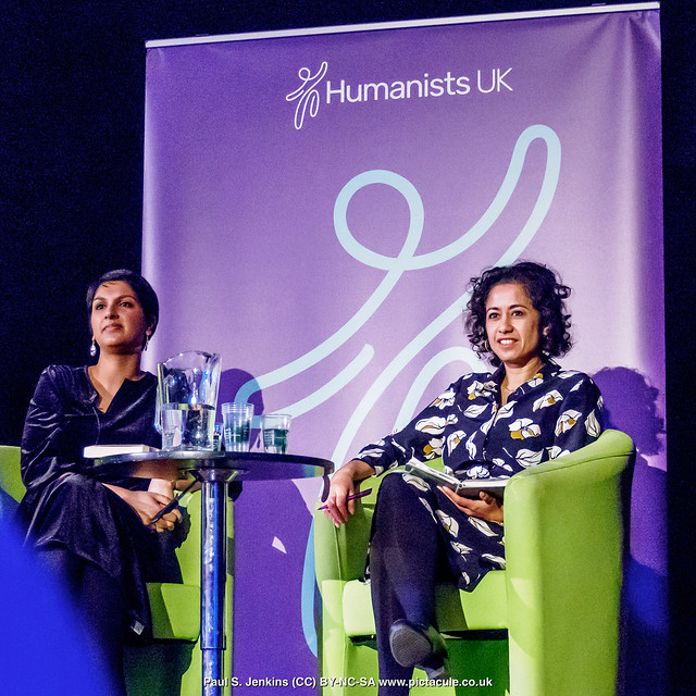 Under Wraps: The Policing of Female Sexuality - Angela Saini - 2018 Franklin Lecture - Humanists UK
