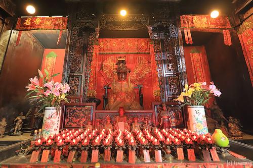 Tin Hau Temple at Shau Kei Wan