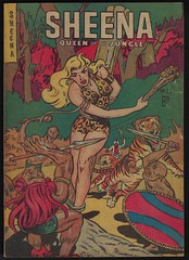 Sheena Comics Australia