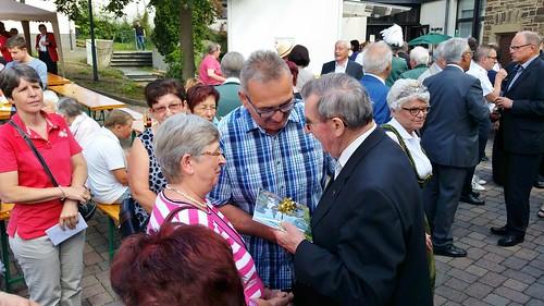 6.8.17 Kapellenverein gratuliert Pastor Fechler zum Jubiläum (14)