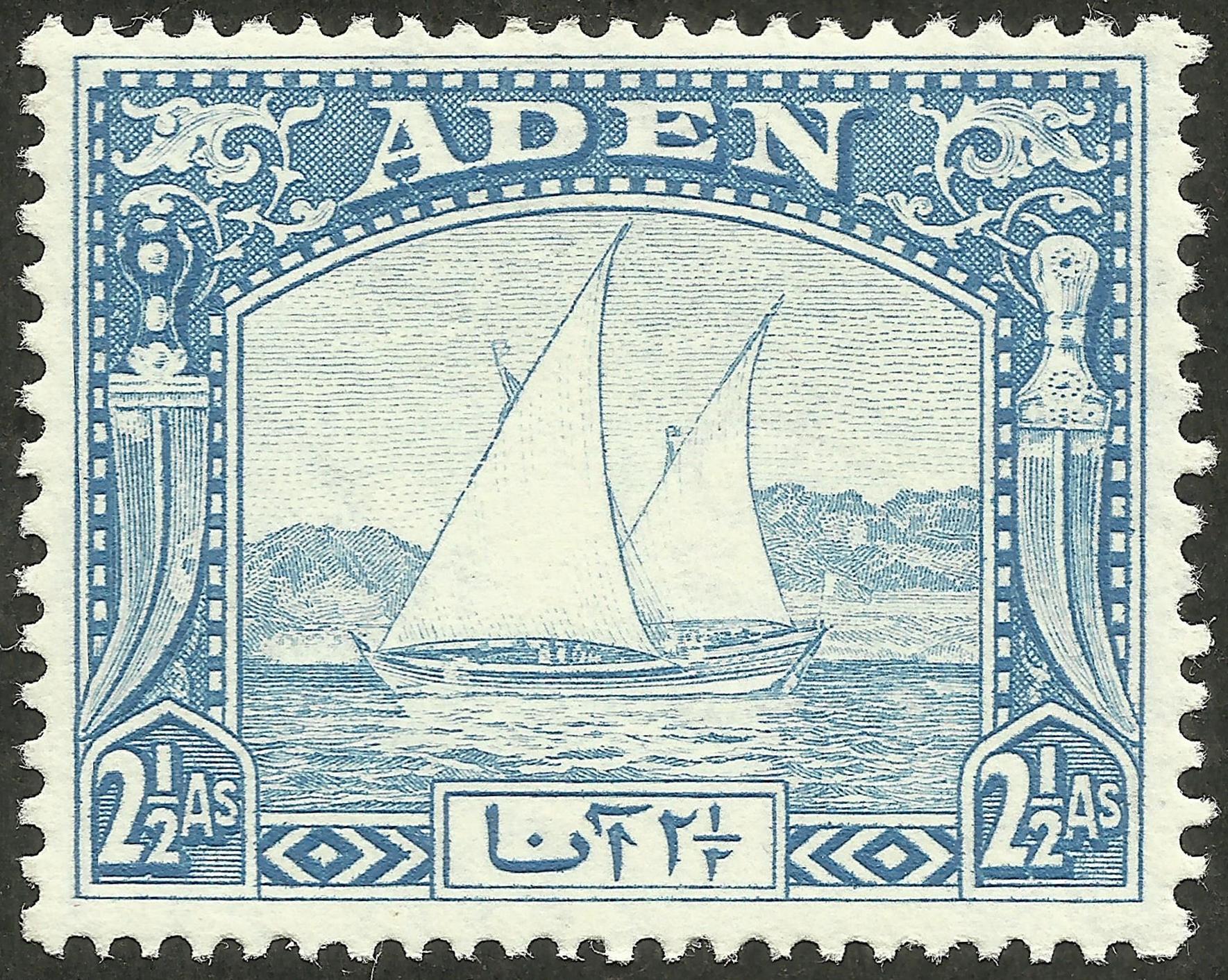 Aden - Scott #5 (1937)