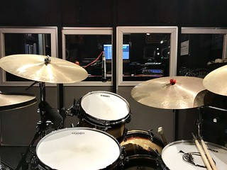 Studio pics | by benjohnsondrums