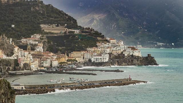 Amalfi Skyline