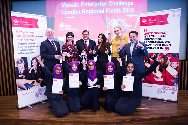 Mosaic London Enterprise Challenge 2018 Regional Final