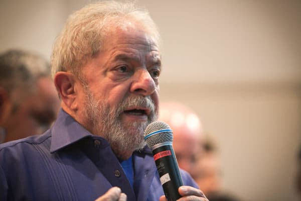 Preventive habeas corpus tries to avoid former president Lula's arrest - Créditos: Guilherme Santos/Sul21