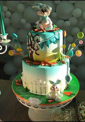 Cake by Magda of Maga Cakes Sweets Studio
