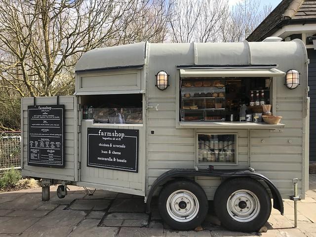 Bicester Village, Food kiosks