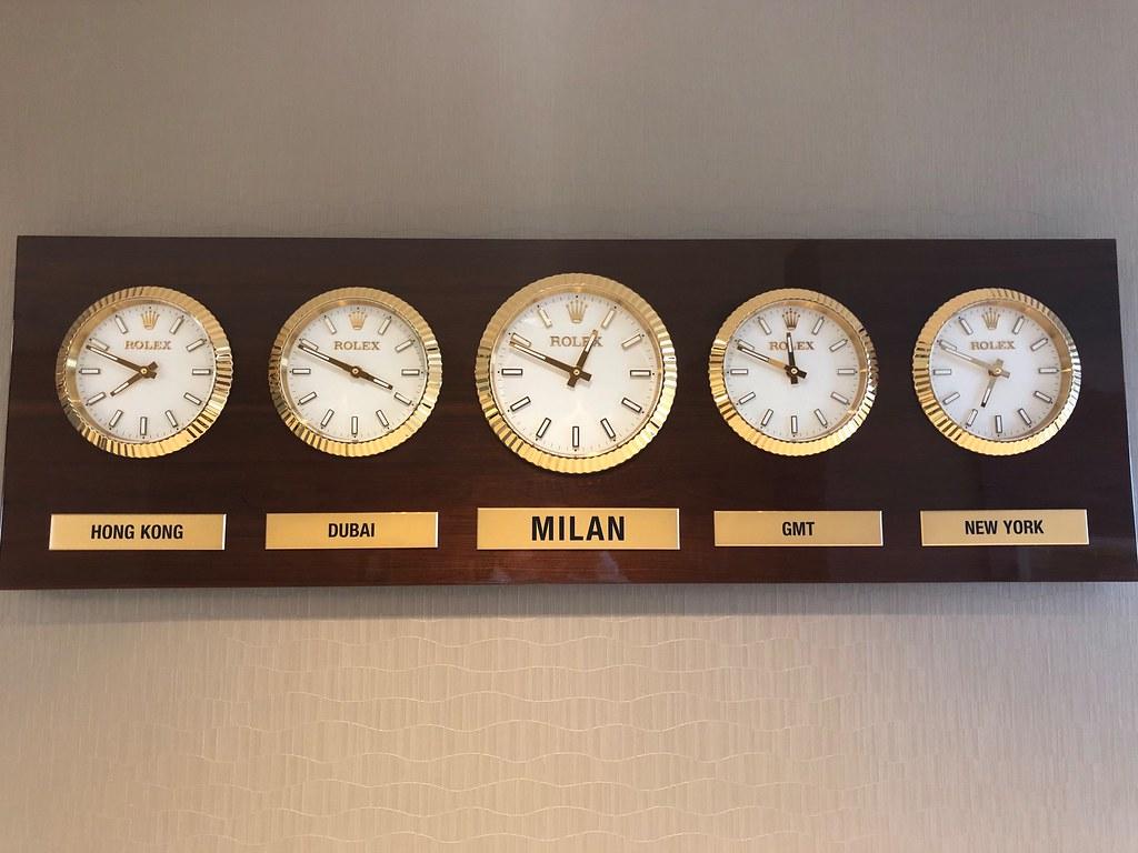 Emirates Lounge Milan MXP 12