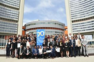 University of Vienna Master of Human Rights Model UN