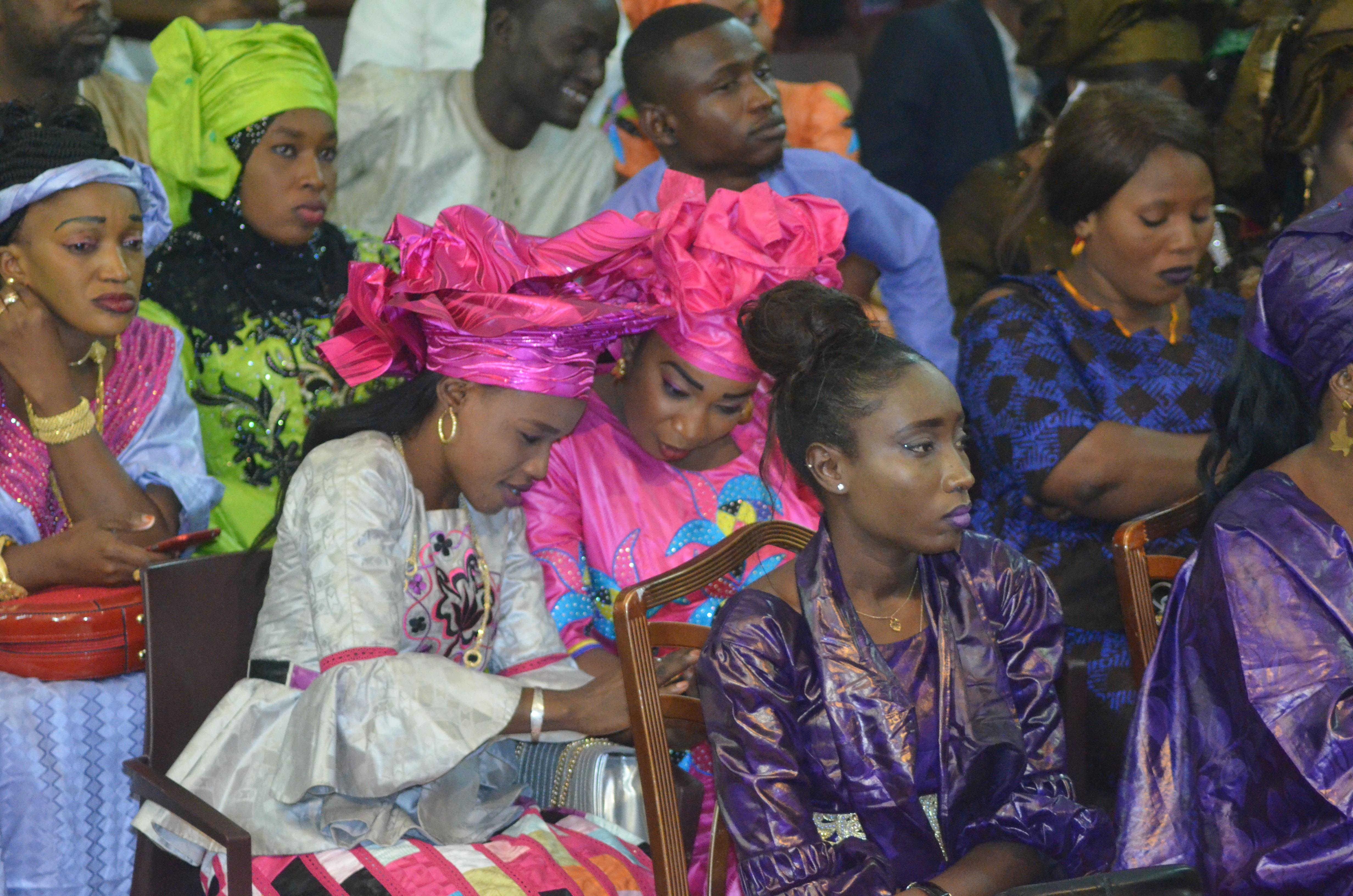 Première Edition soirée culturelle de l'Association Boyinadji Ma fierté de Bokidiawé, le parrain Bocar Abdoulaye Ly appelle à l'union des cœurs (58)