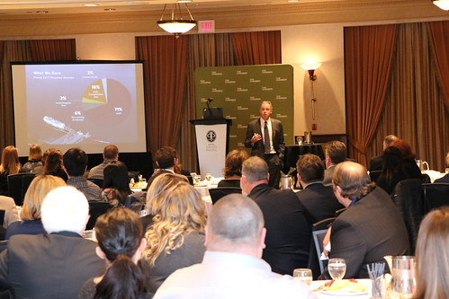 Business Leaders Luncheon: Mark Collins, CEO of BC Ferries